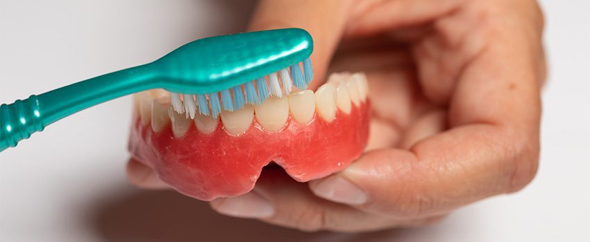 Denture Care Tips for New Wearers
