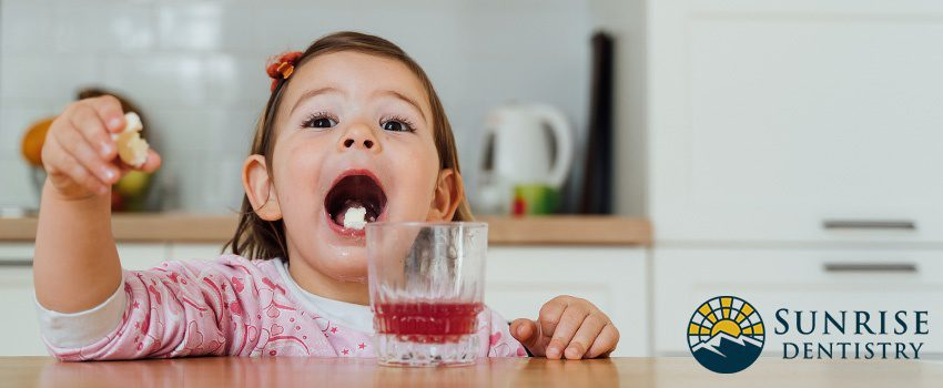 How Soda and Juice Affect Your Toddler's Teeth