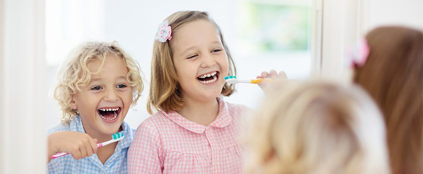 How to Care for Children's Teeth