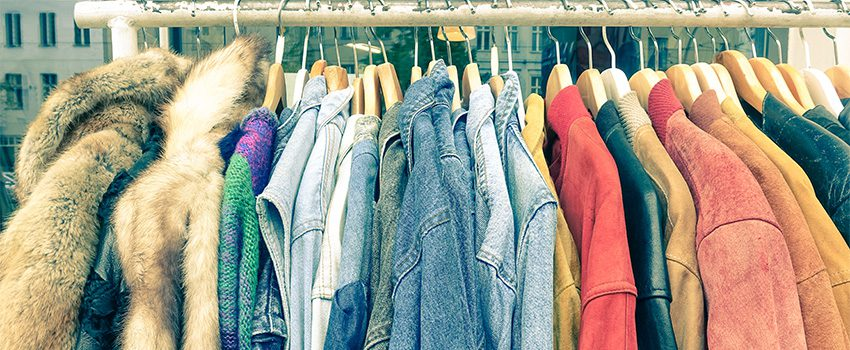 7 Ways to Make Thrift Store Shopping Easier This Fall