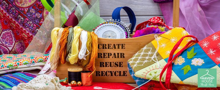 Recycle, Upcycle, and Repurpose - What's the Differenc