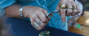Thrift Store Finds - How to Turn Old Coins Into Fabulous Jewelry Pieces