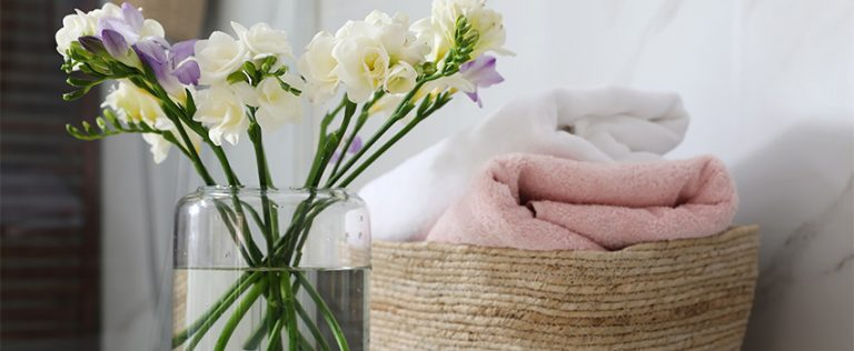 Turn Common Thrift Store Finds Into Stylish Bathroom Decor