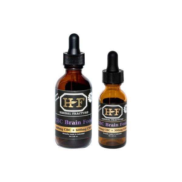 HF -CBC Brain Food Tincture Products