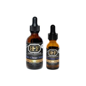 HF -CBG Clear Mind Tincture Product