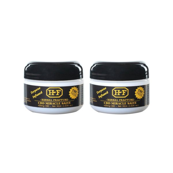 HF -Topicals Isolate Muscle Salve