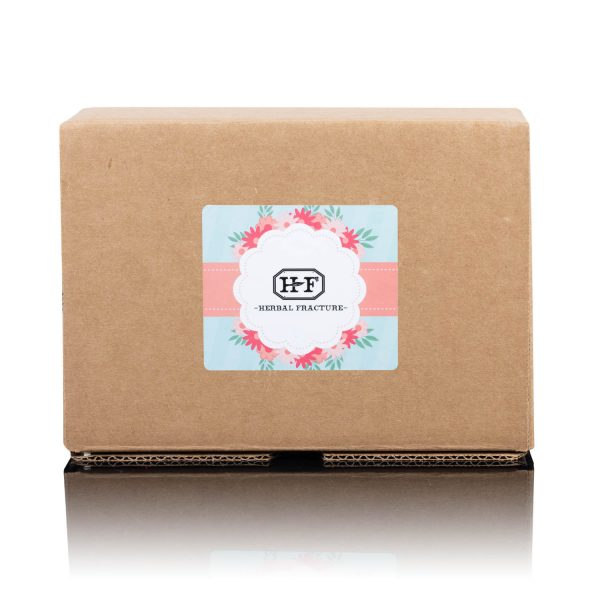 Herbal Fracture Bath Soap in a Box