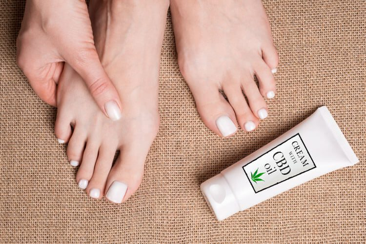 CBD Cream for Skin Infections