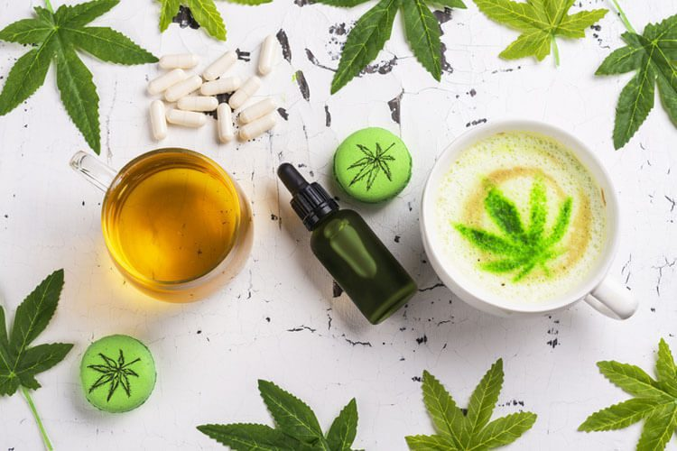 CBD Products Samples