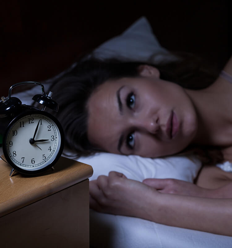 HF -Woman with Insomnia