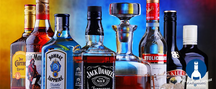 Read more about the article Differences and Similarities Between Hard Liquors