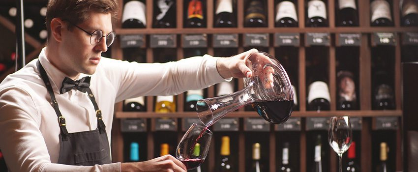 Read more about the article Why and How to Decant Wine