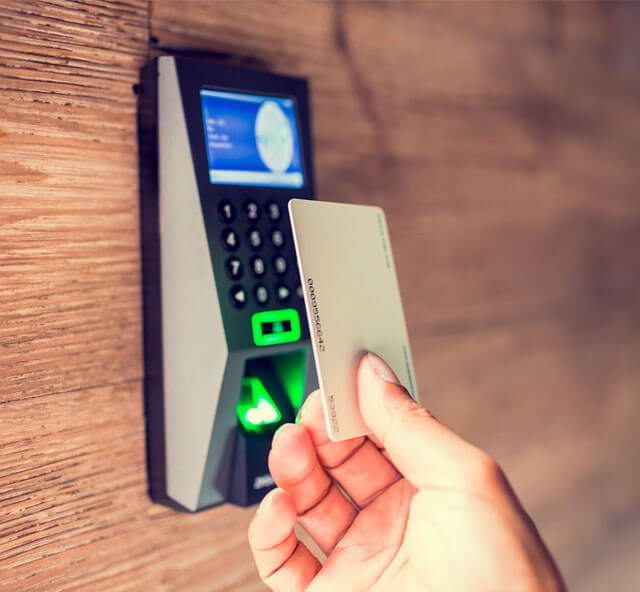ALS - Access control opening using card