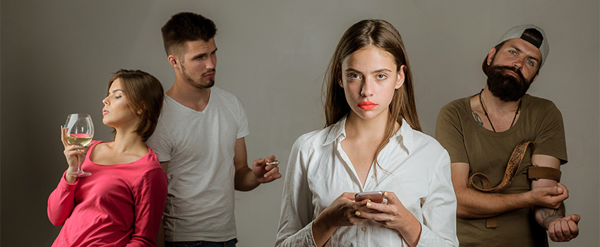 Alarming Facts About Teen Drug Use